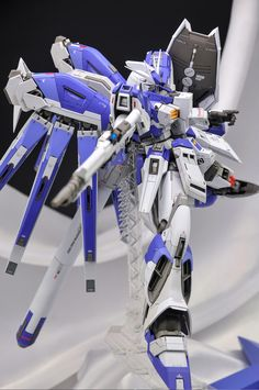GUNDAM GUY: MG 1/100 Hi Nu Gundam Ver.Ka - Customized Build