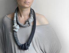 Okapi Knot Necklace \ Okapiknits