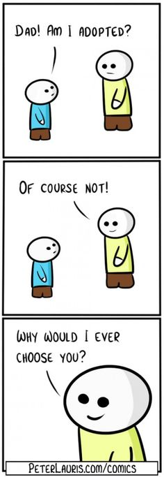 Savage Cartoon Dad