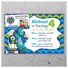 Free Monsters University Font Download This Free Font And Use To