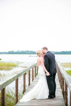 Berry Purple + Gold Lowndes Grove Charleston SC Wedding // Dana Cubbage Weddings // Charleston SC Wedding Photography