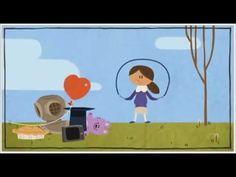 Google Valentine Doodle, so sweet