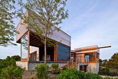 Naturally Accommodating Architecture