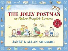 The Jolly Postman by Janet Ahlberg http://www.amazon.co.uk/dp/0670886246/ref=cm_sw_r_pi_dp_7YToub0BJTCCW