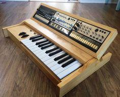 MATRIXSYNTH: Custom Korg Volca Synth Enclosure & Midi Controlle...