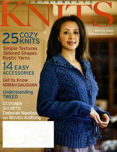 Interweave Knits 2008(5 номеров)+Crochet (Su+F+Sp+W) ww1117_1