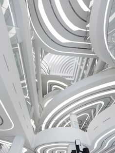 Galleria Centercity by UNStudio & Ben van Berkel
