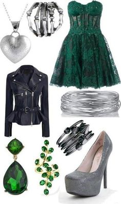 I am a Slytherin - Fashion A book on Slytherins and everything related to Slytherins. Currently has Slytherin fashion, house differences, Slytherin quotes, Slytherin psychology and more! Everyone has a healthy mix of Harry Potter Mode, Harry Potter Style, Harry Potter Outfits, Slytherin Clothes, Hogwarts Uniform, Hogwarts Outfit, Harry Potter Kleidung, Slytherin Aesthetic, Estilo Rock