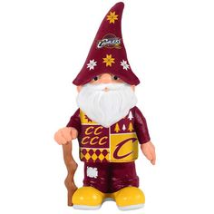 Cleveland Cavaliers Busy Block Real Ugly Sweater Gnome