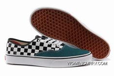 Find Vans Authentic Dark Green Black White Checkerboard Womens Shoes New online or in Footlocker. Shop Top Brands and the latest styles Vans Authentic Dark Green Black White Checkerboard Womens Shoes New at Footlocker. Puma Shoes Online, Jordan Shoes Online, Mens Shoes Online, Sandals Online, Discount Sneakers, Women's Shoes, New Jordans Shoes, Sneakers, Tennis