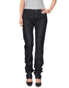 Denim pants by GF Ferre', Women's, Size: 25, Black