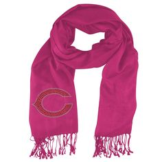Chicago Bears NFL Pashi Fan Scarf (Pink)