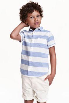 Koszula z krótkim rękawem | H&M