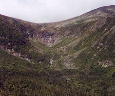 Tuckerman's Ravine Trail on Mt. Washington, NH.  One of my favorite hike!