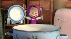 Masha and the Bear Cartoons