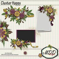 Make clustering easy! New to GDS Cluster Happy by MDD Designs. You can get this pack 50% off until Feb 8th 2017