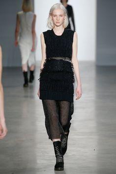 Calvin Klein Collection AW 2014/2015