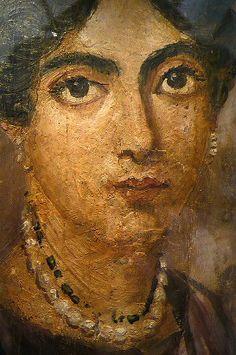 A Woman, er Rubayat, ca AD 160 (Berlin, Neues Museum, 31161,7) Photo: wie-wolf…