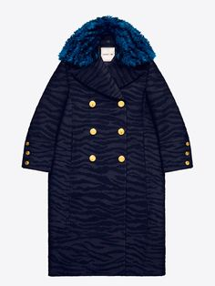I want this now! Kenzo x H&M coat, $299. Photo: H&M.