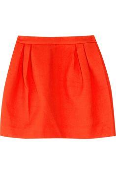 Color blocking skirt Miu Miu