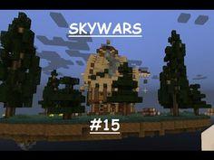 MINECRAFT Skywars NoobS em ação!! #15
