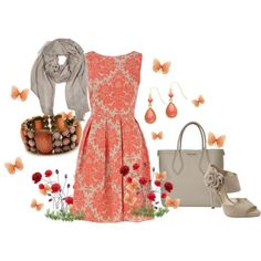 Butterfly Garden, created by pjm27 on Polyvore