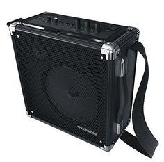 Polaroid PBT3003BK Wireless Bluetooth Amplifier Speaker (Black)