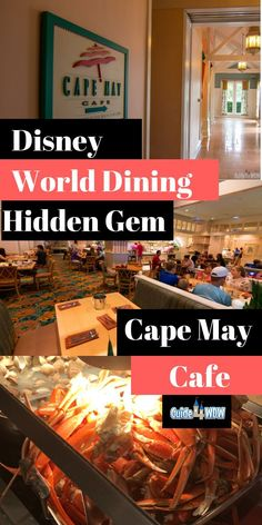 65 best cape may cafe images cape may cafe disney dining disney food rh pinterest com