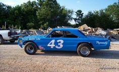 Nascar Crash, Nascar Race Cars, Old Race Cars, Sports Car Racing, Street Stock, Race Tracks, Dirt Track Racing, Model Car, Vintage Racing