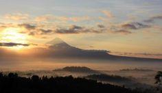 Panorama di sore hari Phutuk Setumbu http://wiratourjogja.com/phutuk-setumbu
