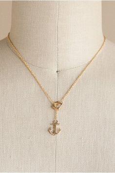 Anchors Away Necklace   shopgofish.com