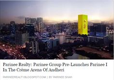 Stay updated, check out our Blogspot. Read more about Parinee I. For more details log on to: www.parinee.com  #parinee #parineebuilders #realestate #luxury #luxurioushouse #realtor #propertymanagement #bestpropertyrates #homesellers #bestexperience #homebuyers #dreamhome #mumbai