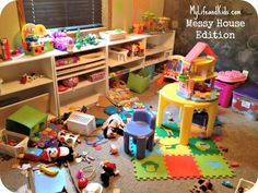 Family Room or Toy Room?