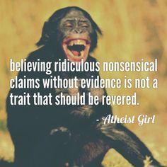 #atheist #atheism #atheists #quote #atheistgirl