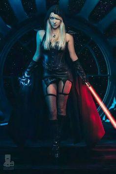 #starwars #sith #cosplay #girl