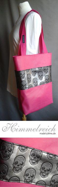Eine Tasche für echte Rocker-Bräute :)