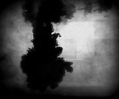 """Saatchi Art Artist Melanie Graham; Photography, """"ink in water #4"""" #art"""