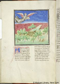 Apocalypse, MS M.133 fol. 16v - Images from Medieval and Renaissance Manuscripts - The Morgan Library & Museum