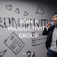 Nothing is more important than being surrounded by the right people to be productive. Join Uloo and meet other incredible people who are commited to the same goal. Be empowered by our mentors and coaches and start living your best life!  #mastermind #personalgrowth #coach #mentor #peers #goals Coaches, Live For Yourself, Productivity, Life Is Good, Meet, The Incredibles, Goals, Group, People