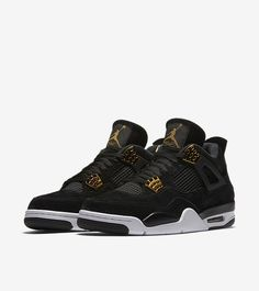 Air Jordan IV (4) Retro 'Royalty'   -Release Date: Saturday, February 4th 2017   -Price: $190