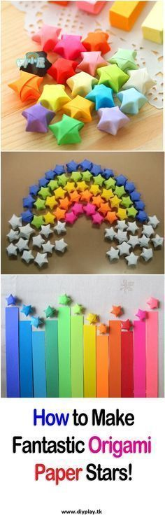 How to Make Fantastic Origami Paper Stars!I learned this years ago from an Asi… How to Make Fantastic Origami Paper Stars!I learned this years ago from an Asi… – Cute Crafts, Diy And Crafts, Craft Projects, Crafts For Kids, Arts And Crafts, Creative Crafts, Easy Crafts, Craft Ideas, Diy Paper