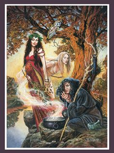 Finding Wicca: Who are the God and Goddess?