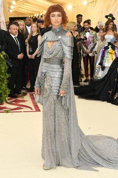"""This year's MET Gala theme is """"Heavenly Bodies: Fashion and the Catholic Imagination."""""""