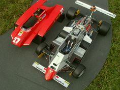 Belgian Grand Prix, Gilles Villeneuve, Ferrari F1, Formula One, Hot Wheels, Diecast, Race Cars, Racing, Motorbikes