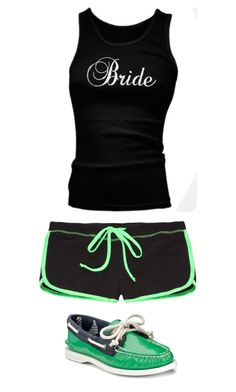 """""""Untitled #6015"""" by ania18018970 on Polyvore featuring Sperry"""