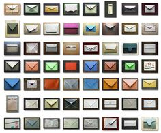 envelope collection