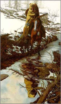 Bev Doolittle - Spirit of the Grizzly