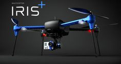 The 3D Robotics IRIS Plus is your perfect 'ready to fly' system to capture great aerial photography or videos. Powered by 3D Robotics world famous autopilot, the 3D Robotics Iris Plus is a drone that will automatically fly itself where you tell it to go, while keeping a camera perfectly steady with two-axis gimbal stabilisation.  It is so smart…it's simple.