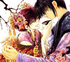 Oooooooooh, Hak i love it when you get all wild just for the protection of your beloved yona....... but please don't worry soooo much or you'll go bald....... kidding :-D