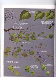 ZZFOLHAS DE PINTURA - sonia silva - Álbuns da web do Picasa